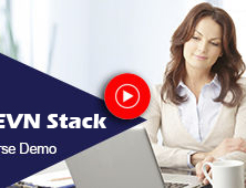 MEVN Stack Development Training